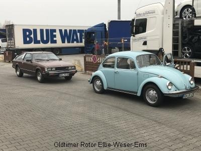 Treffpunkt Shelltankstelle Bremerhaven