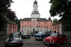 Schloßplatz in Jever