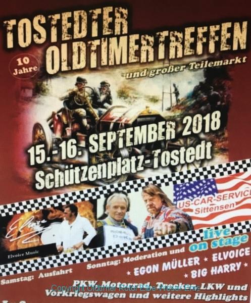 Oldtimertreffen in Tostedt