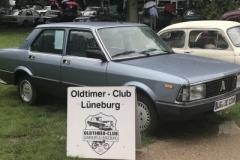 Oldtimer Treffen Winsen am 18.8.2019