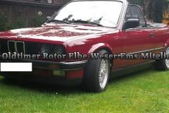 BMW 325i Cabrio BJ 1987