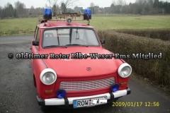 Trabbi 601 Kombi Florian BJ 1984
