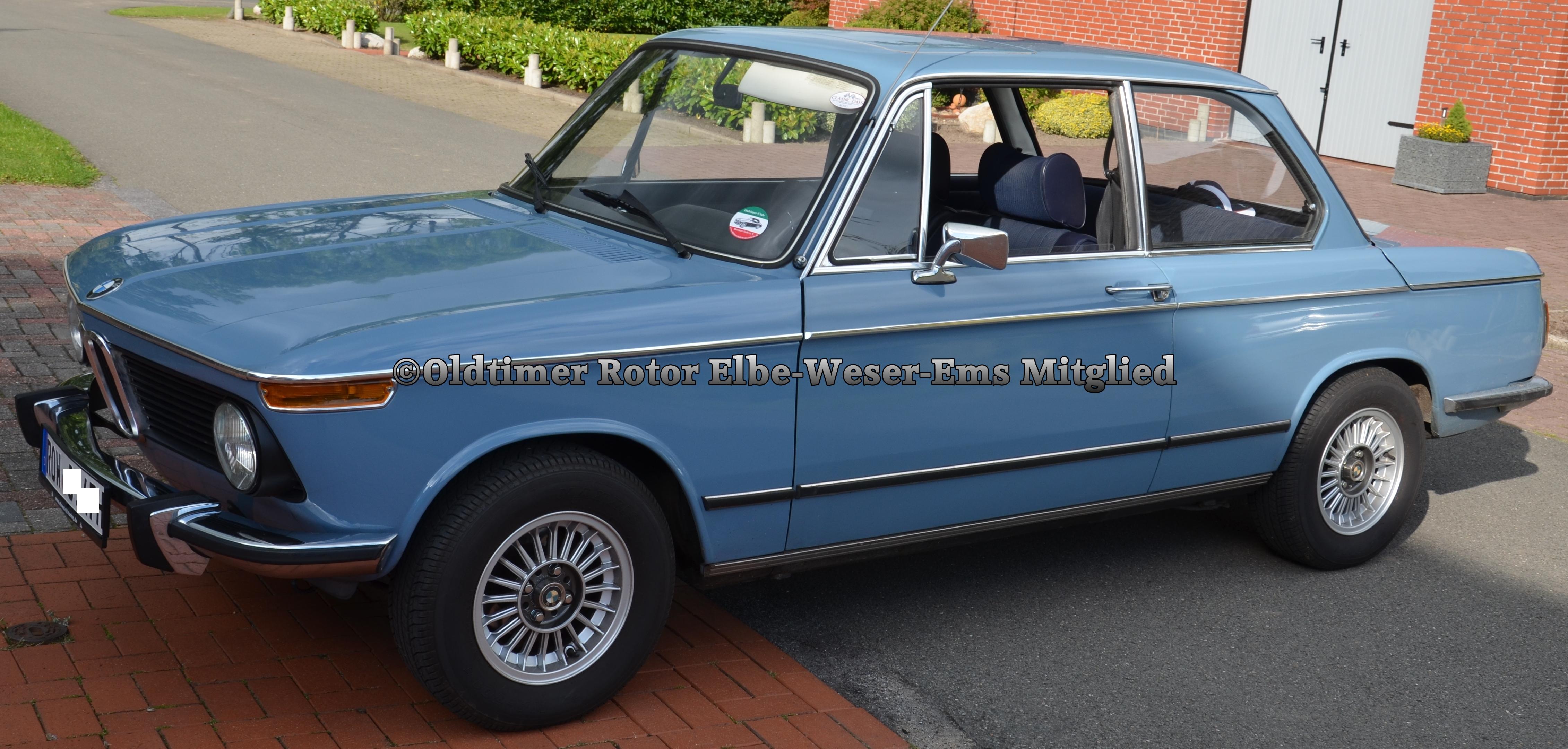 BMW 2002 BJ 1975 von Erich J