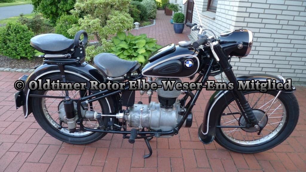 BMW R25/2 BJ 1952 von Rainer D