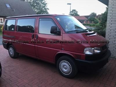 VW Bus Multivan T4 BJ 1997 von Rainer D.