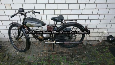 Wanderer m.ilo f60 BJ 1939 von Heino N