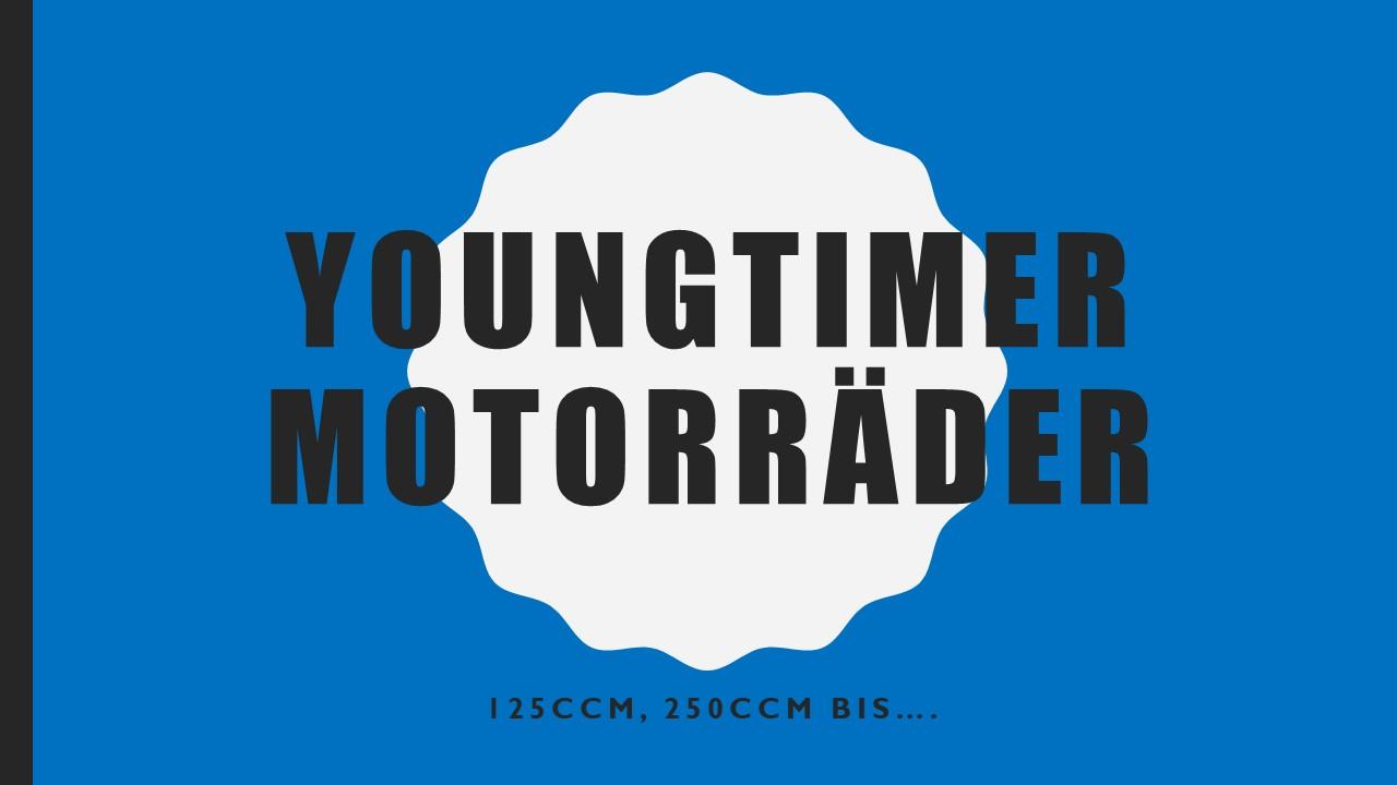 YOUNGFahrzeugeMotorrad