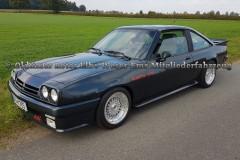Opel Manta B BJ 1988 von Matthias H.