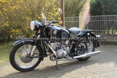 """BMW R50/2 """"Boxer"""" BJ 1960 von Reiner H"""