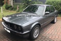 BMW 325E BJ 1987_von_Erich J.