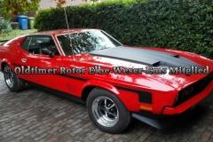Ford Mustang Mach1 BJ 1970 von Reinhold C