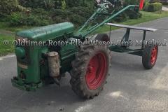 Holder Traktor EDII BJ 1956 von Ralf N.