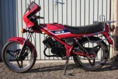 Honda Kleinkraftrad MB8  BJ 1981 von Martin T.