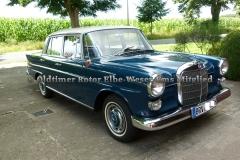 Mercedes 190 Heckflosse BJ 1965 von Heinz B