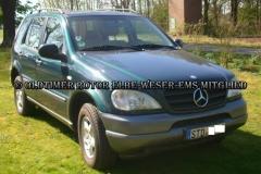 Mercedes ML230 BJ1998 von Klaus W.