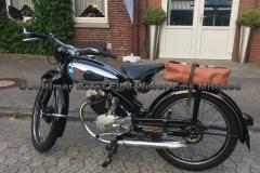 NSU FOX 125ccm  BJ 1954 von Heinz B
