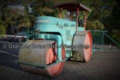 Ruthmeyer Diesel Walze 28PS  BJ 1961 von Olaf R