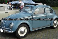 VW Käfer 1200 BJ 1958 von Reinhold C