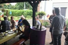 Sommerfest 2018_bei Feli und Ronald
