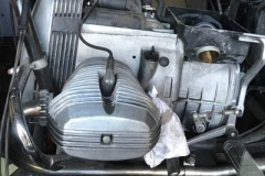 BMW R45 Boxer Motor in gutem Zustand