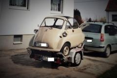 Isetta Nr 1 TÜV Abnahme