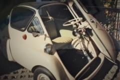 Isetta Nr 1 Innenansicht