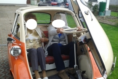 Isetta Nr 2 Sitzprobe der Damen