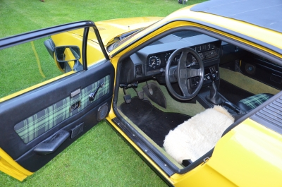 TR7 Coupe EU Version Baujahr 1979 Innen 2016
