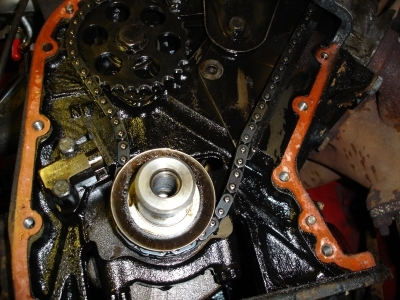 TR7 US Cabrio gestreckte Steuerkette durch Ruckweises Gasgeben!!!