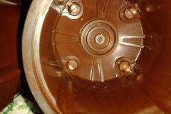 TR7 US Cabrio Verteilerschleifer durch Montagefehler zerstört