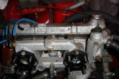 TR7 US Cabrio Zerstörung des Silentblockes durch Bio Kraftstoffbeigabe