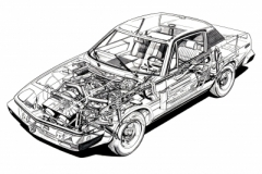 TR7 Coupe Spezifikation